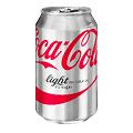 Coca-Cola Light Blikje