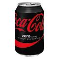 Coca-Cola Zero Blikje
