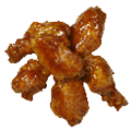 Buffalo Wings Teriyaki Honey