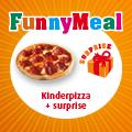 Funny Meal voor meisjes