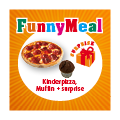 FunnyMeal + Muffin voor Meisjes