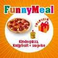 FunnyMeal + Zonnatura Knijpfruit voor Meisjes