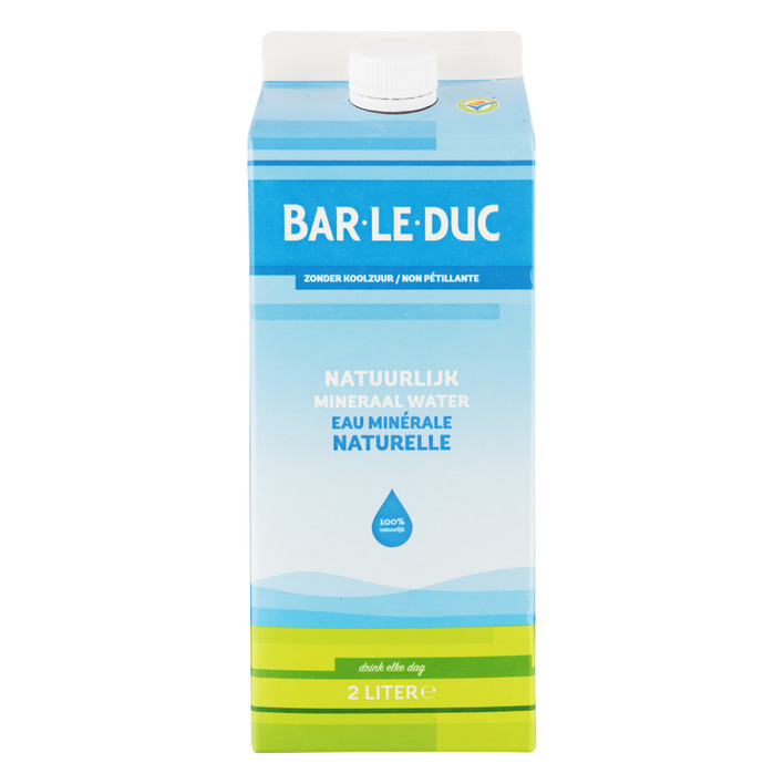 Bar-le-duc Water 2liter
