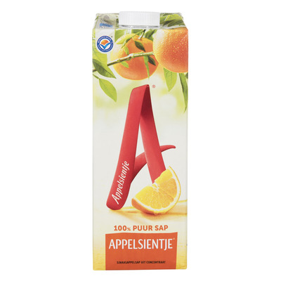 Appelsientje Jus d'Orange