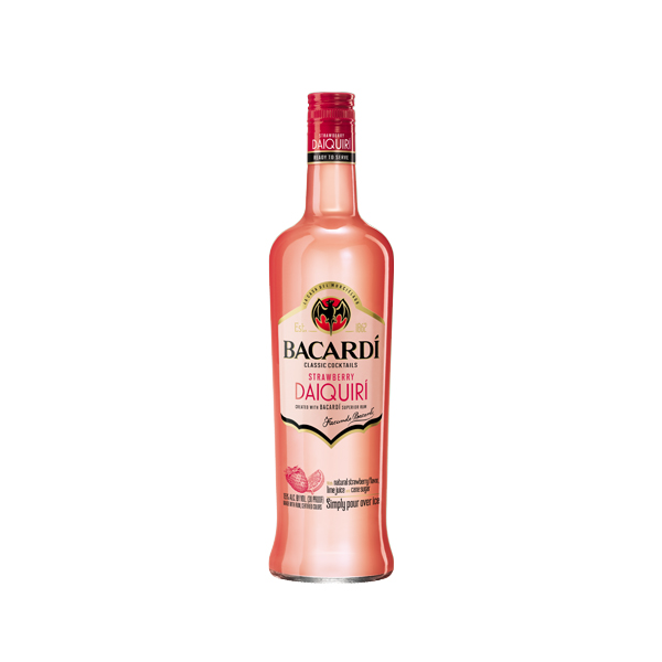 Bacardi Daiquiri Strawberry