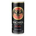 Bacardi & Cola 25CL