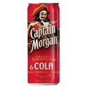 Captain Morgan & Cola 25CL